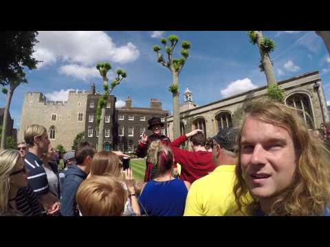 Tower of London Tour, Best warder ever, 2 of 2