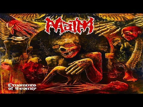 • MAIM - Ornaments Of Severity [Full-length Album] Old School Death Metal