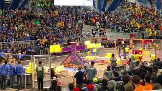 #2018hop #f1 2018 FRC Power Up Houston Championship