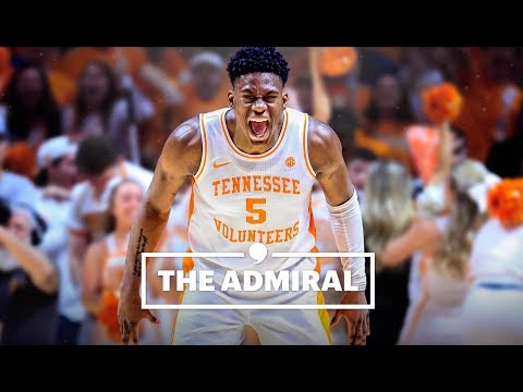 How Tennessee Basketball's Admiral Schofield Became the Admiral | The Players' Tribune