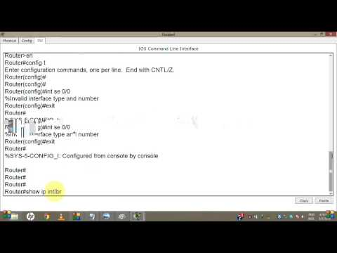 CCNA 200 120 how to configure Clockrate 16 Of 66 Usmansheikh