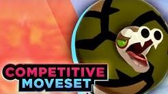 Wie spielt man Sanaconda? - Competitive Movesets in Pokémon Schwert & Schild!