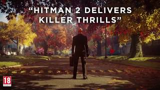 Official HITMAN ™ 2 Launch Trailer