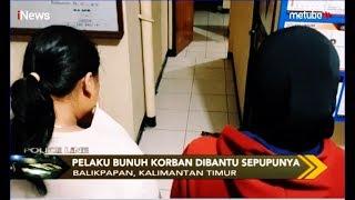 Gambar cover Emosi Ditegur Bayar Zakat, 2 Perempuan Bunuh Ayah Kandung - Police Line 04/06