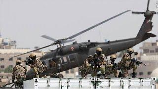 """شاهد بالفيديو:قوات سعودية تصل تركيا لبدء تدريب عسكري وما علاقة ذلك  بـ """"الأسد المتأهب""""بالأردن-تفاصيل"""