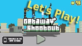 Getaway Shootout Game - Let's Play (Online Action Game)