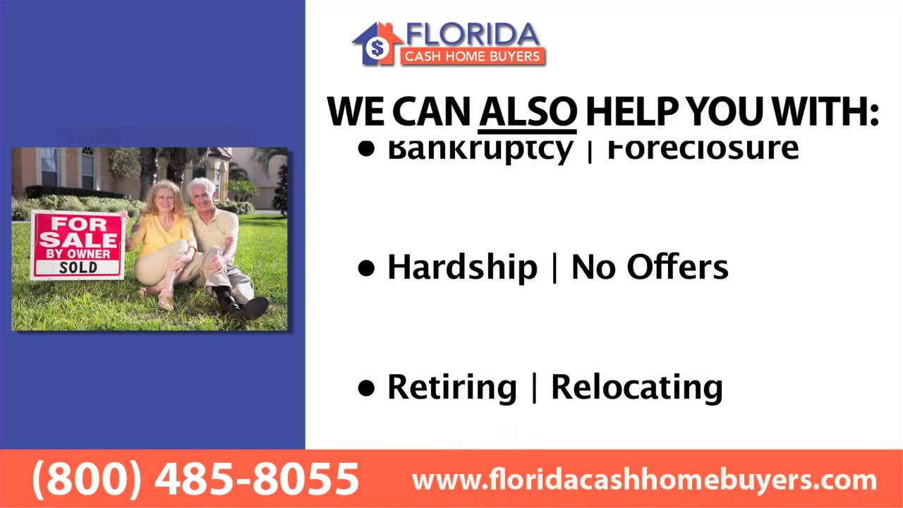How FL Cash Home Buyers Can Help You