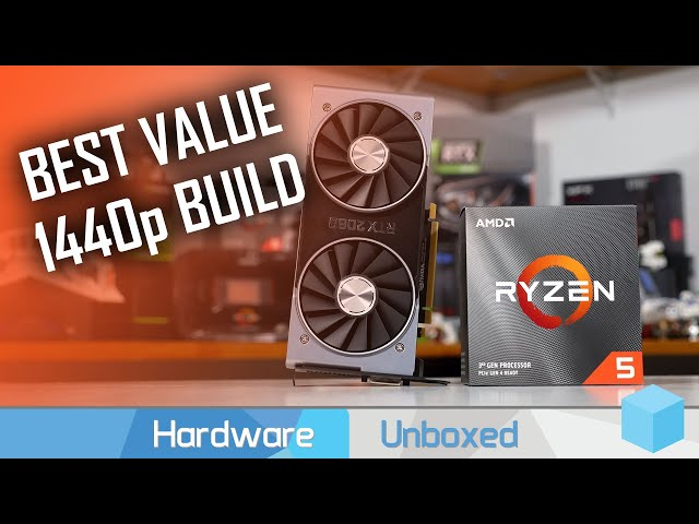 Ultimate Bang for Buck 1440p Ryzen 3000 Gaming Build for 2020