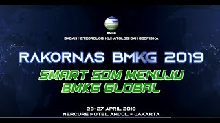 Download Video Rapat Koordinasi Nasional BMKG tahun 2019 MP3 3GP MP4