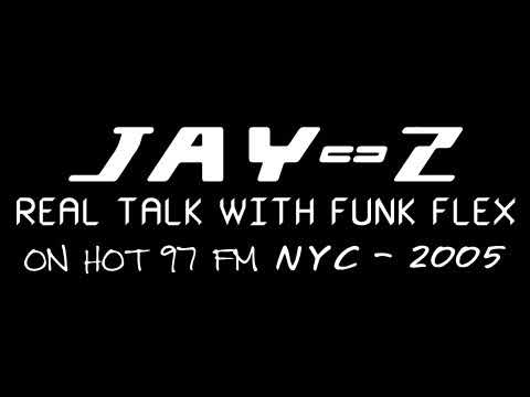 Jay-Z interview with Funk Flex on Hot 97 (2005)
