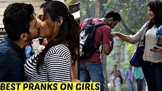 Best Pranks On Girls 2017 | Pranks In India by Vinay Thakur | AVRprankTV streaming