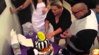 Свадебные приколы видео 2015  - Funny Wedding 2015 #46
