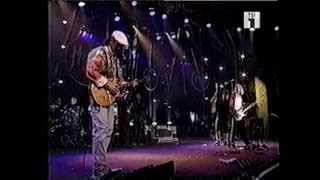 Carlos Santana Live playing blues with Kenny Wayne Sheperd Part 1