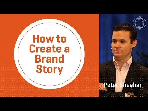 How to Create a Brand Story