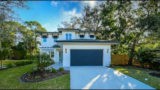 New Construction Home for Sale on 755 S school Ave Sarasota FL