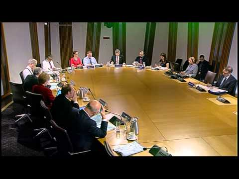 Delegated Powers and Law Reform Committee (Part I) - Scottish Parliament: 28th October 2014