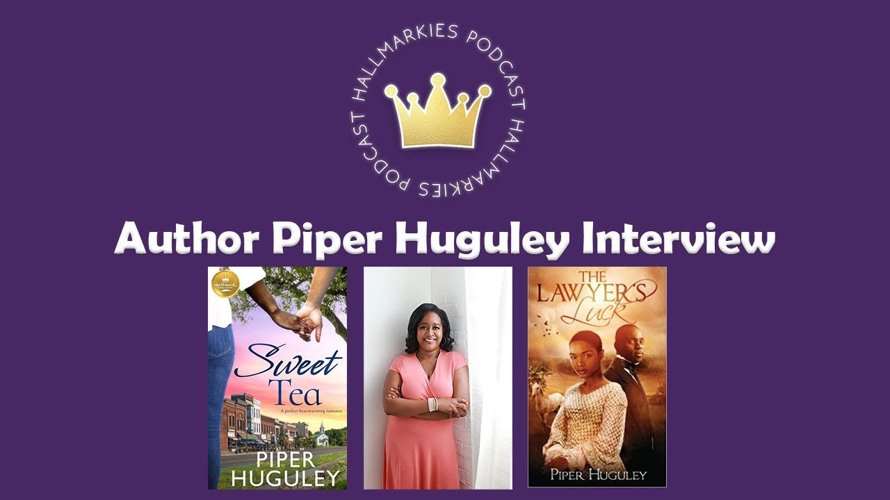 Author Piper Huguley Interview (Sweet Tea #sweettea)
