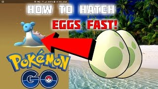 TOP 5 BEST WAYS TO HATCH EGGS/ GET CANDY WITHOUT WALKING!- POKEMON GO!