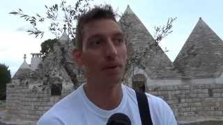 10-07-2014: Stefano Patriarca pronto per la Notte Bianca del Volley 2014