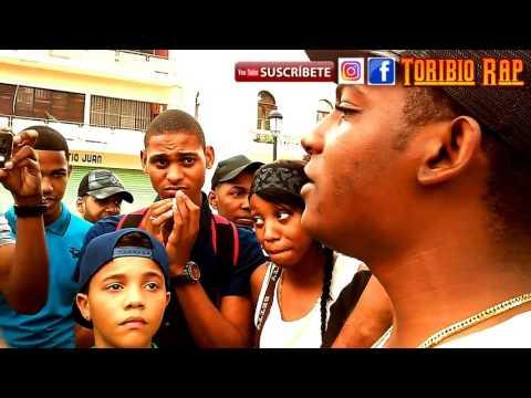 GAUDY MERCY VS GAMBITO 351===BATALLA DE FREESTYLE!!PARQUE COLON!!