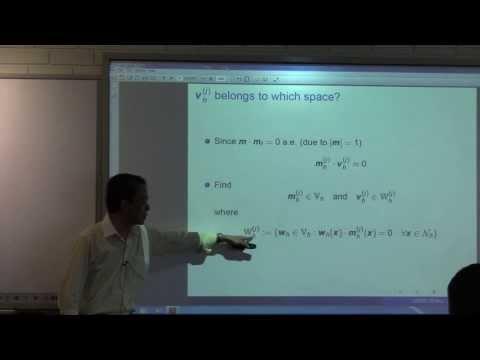 Numerical Methods for the Maxwell-Landau-Lifshitz-Gilbert Equations