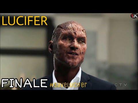 Download Lucifer 3x24 Finale - Chloe Saw Lucifer's Devil Face