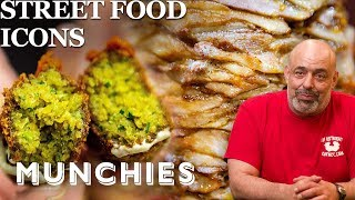 The King Of Falafel   Street Food Icons
