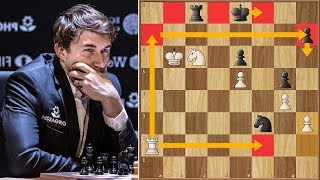 The Russian Zugzwang | Karjakin vs Wesley So | Candidates Tournament 2018.