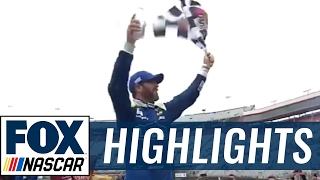Jimmie Johnson Wins | 2017 BRISTOL | FOX NASCAR
