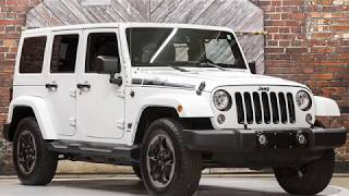 2014 Jeep Wrangler Unlimited Polar Edition 4X4 Auto - G227325 - Exotic Cars of Houston