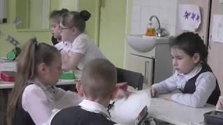 "Урок  чтения в 3 классе по УМК ""Планета знаний"". Лев и собачка"