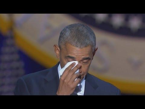 US politics: The end of the Obama era