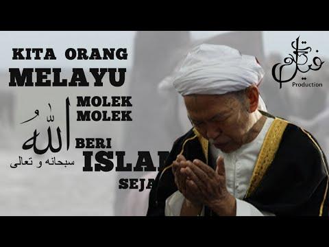 [Typography] MELAYU... - Tuan Guru Nik Aziz (siri 35)