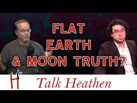I'm a Flat-Earther & Anti-Vaxxer & Moon Truther...not a Poe | Danielle - LA | Talk Heathen 04.09 thumbnail