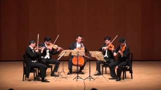 ブラームス 弦楽五重奏曲 第2番 ト長調 Op.111(第4楽章)/ Brahms StringQuintet2-4 (Fix version)