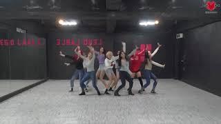 MOMOLAND - BBoom BBoom [DANCE PRACTICE + MIRRORED + SLOW 100%]