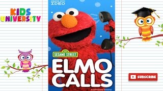 ELMO CALLS | Pick Up The Phone, Elmo's Calling! (by Sesame Workshop)