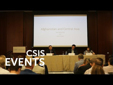 Afghanistan and Central Asia