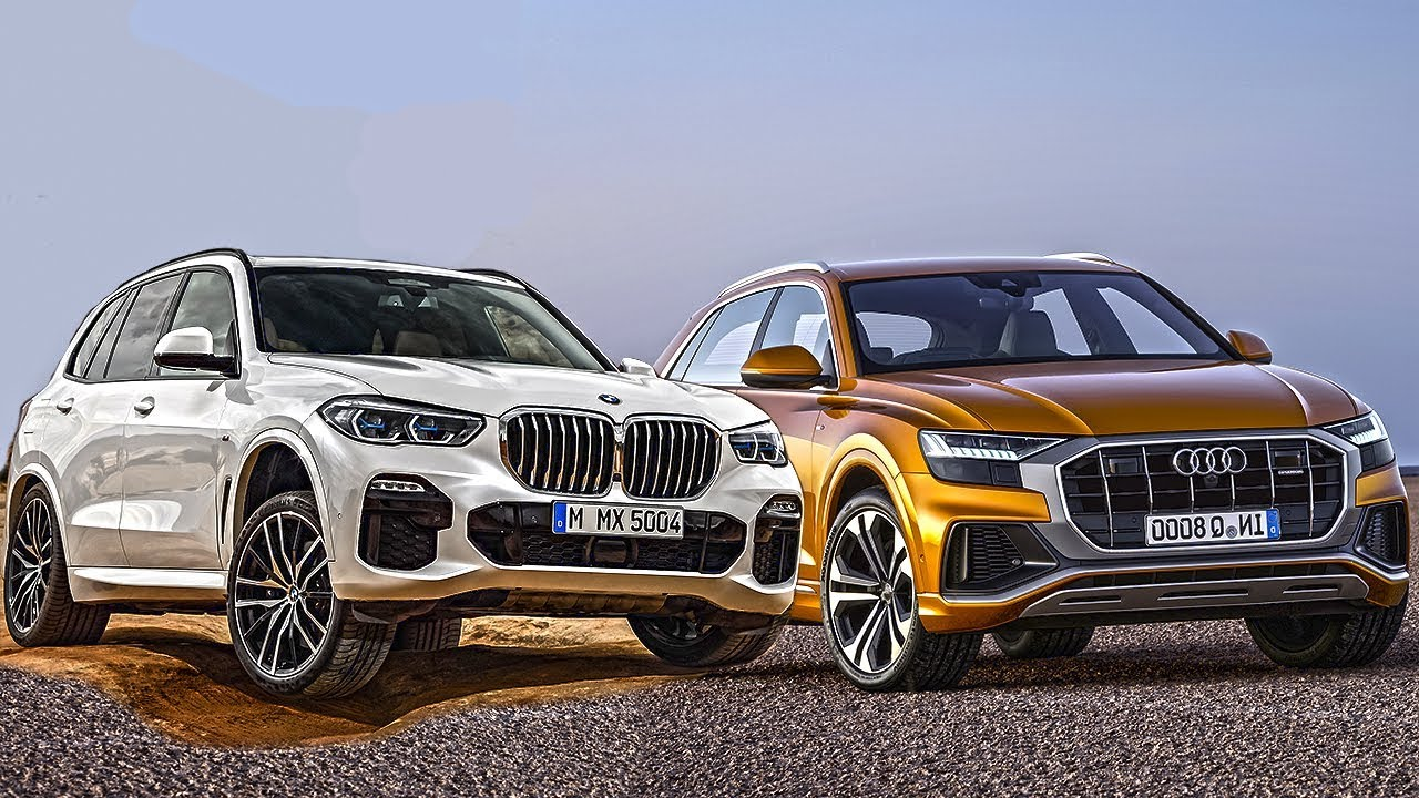 Новый BMW X5: обзор, сравнение, цены изоражения