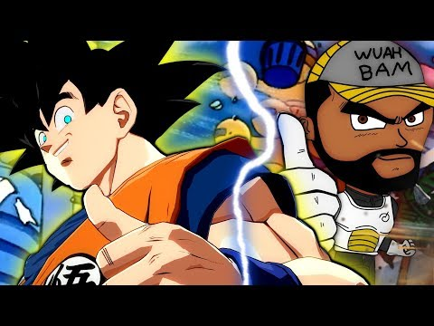 FEROCIOUS TRAINING!! MUCH TO LEARN! Dragon Ball FighterZ