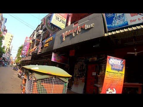 STREET 172 & RIVERSIDE, PHNOM PENH STREETS, PHNOM PENH CAMBODIA