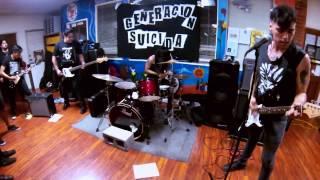 Generacion Suicida - Ya no Hay Ke Hablar (El Centro Cultural De Mexico, Santa Ana, CA 7/04/13)