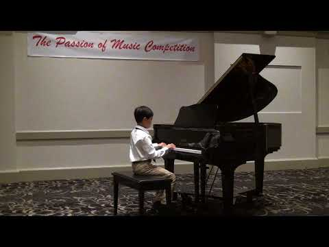 Arthur Dang (10yrs) Sunset in Rio/Allegro agitato (RCM Level 5)