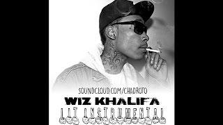 Wiz Khalifa - Lit (Instrumental) (Prod. x @CHADROTO)