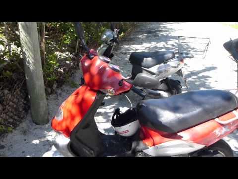 Bermuda Moped (