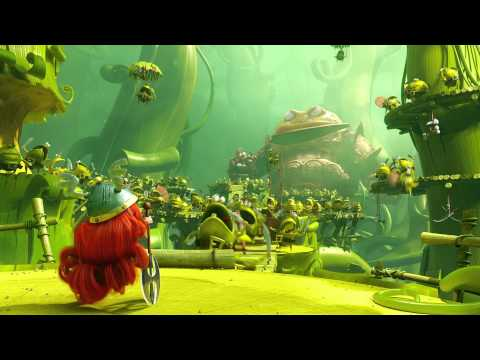 "Rayman Legends - E3 2013 - ""Epic"" Trailer [US]"