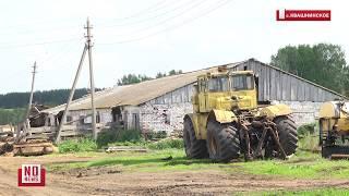 Как разоряются успешные фермеры.  История одного кредита