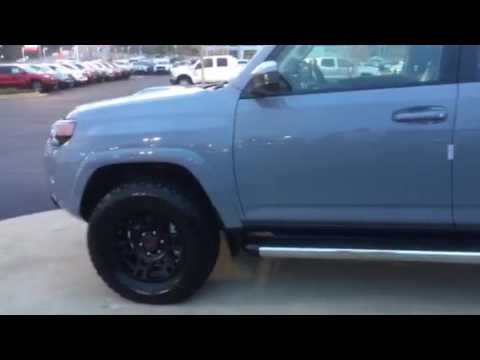2017 Toyota 4runner Trd Pro From Roy Youtube