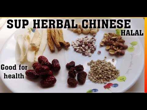 SUP HERBAL CHINESE HALAL // style dihongkong