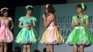 Download Video [FanCam] 4 Gulali - Kimi Dake ni Chu! Chu! Chu! (JKT48 8th Handshake Festival - Kaze wa Fuiteiru) MP3 3GP MP4
